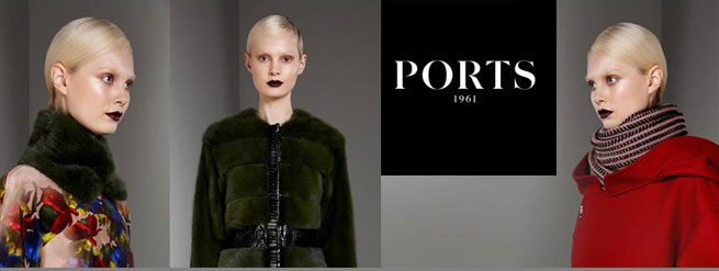 Ports 1961 marks the closure of its Bloor Street store with a blow-out sale