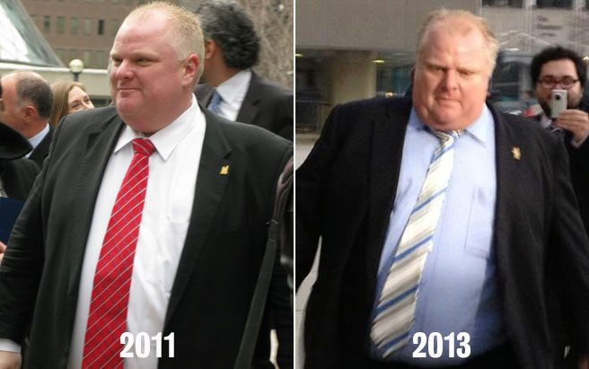 QUOTED: Rob Ford talks about his personal evolution