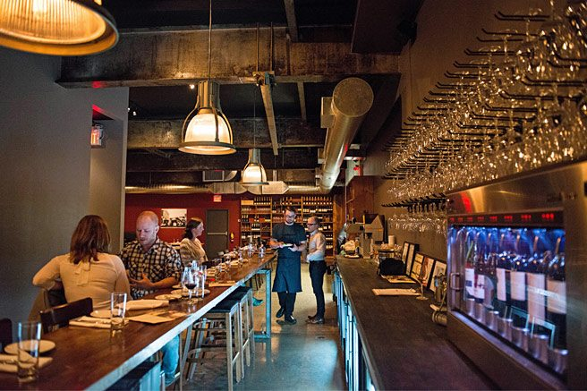 Review: Skin and Bones, Leslieville's newest wine bar