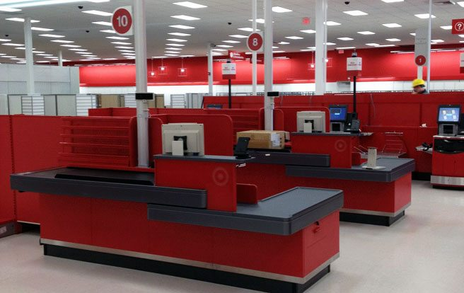 Target's prices in Canada are going to be higher than in the U.S.