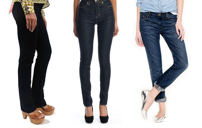 The Find: the best women's jeans in Toronto for under $150
