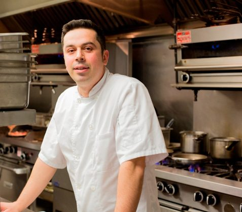 The Drake names its first-ever corporate executive chef