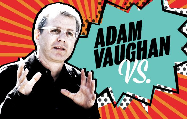 Adam Vaughan vs. Rob Ford's ultra-cliquey executive committee