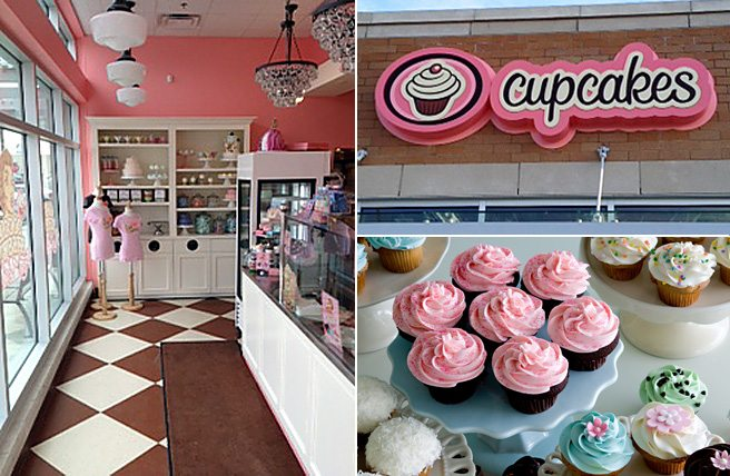 The Cupcake Girls open their first Toronto shop