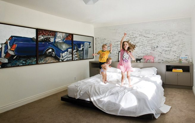 Extreme Makeover: a Baby Point house loses walls and gains an airy main floor