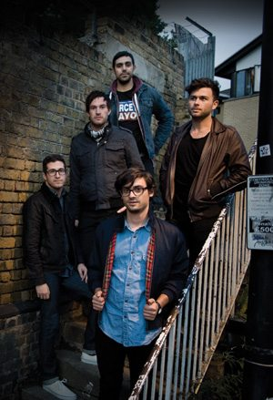 Spotlight: soulful pop rockers the Arkells trade in Hamilton dive bars for the ACC