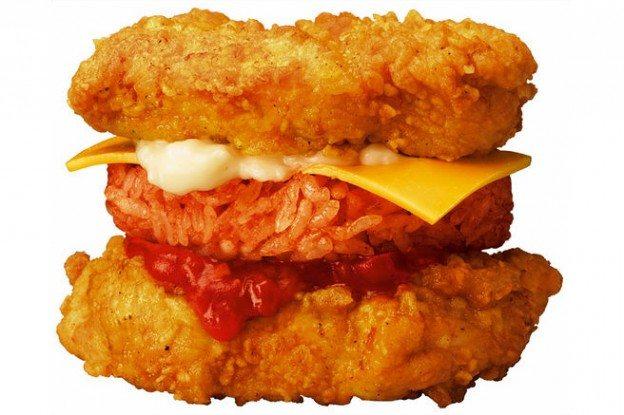 Disgusting Fast Food Items