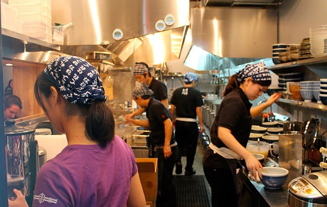 Review: Hokkaido Ramen Santouka, the first Toronto location of the Japanese noodle chain