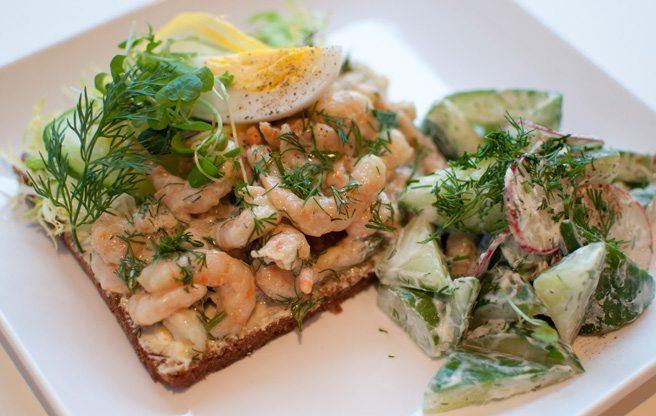 Review: Karelia Kitchen, a cheerful new Scandinavian café