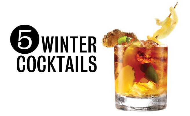 Five spicy, soul-warming Toronto cocktails to lure you out of hibernation