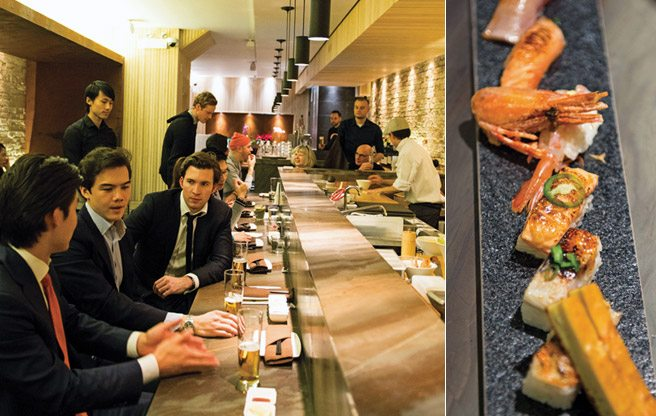 Critic: JaBistro—Guu for grown-ups—brings prestige sushi to clubland