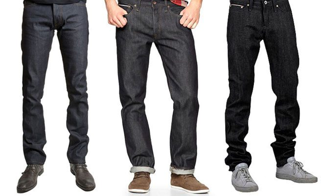 The Find: the best men's jeans in Toronto for under $150