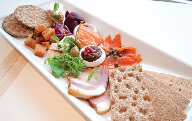 Must-Try: Karelia Kitchen's twist on the charcuterie plate