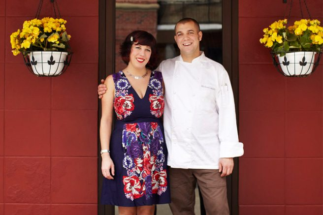 Trend We Love: adorable restaurant power couples