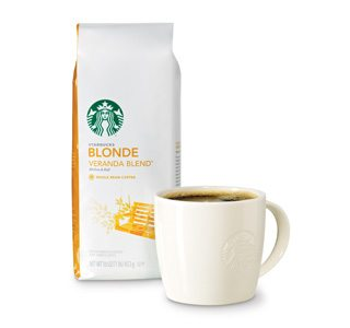 Starbucks is renaming its Blonde Roast to sound more Canadian