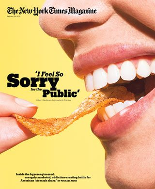 Weekend food read: the New York Times exposé on the extraordinary science of junk food