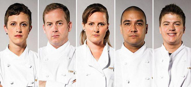 Meet the five Toronto contestants on Top Chef Canada season three