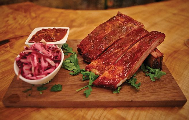Introducing: Aft Kitchen and Bar, a new barbecue joint in Riverside