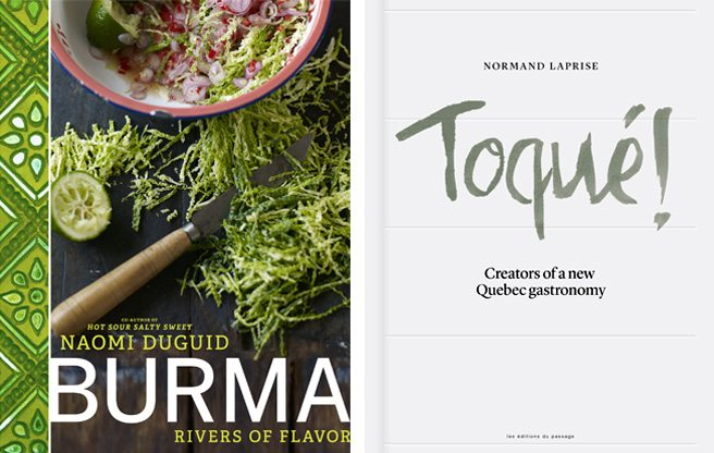 Foodie Find: a pair of James Beard–nominated cookbooks from Canada