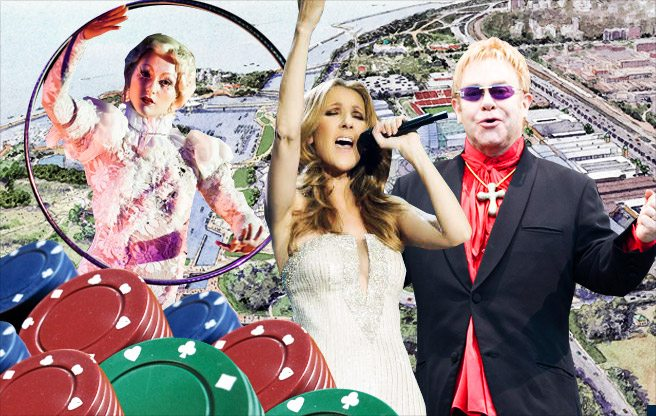 High Rollers: we break down five different billion-dollar plans for a casino in downtown Toronto