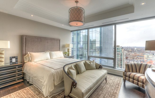 Condo of the Week: $8,500 a month for a two-bedroom suite in the new Four Seasons