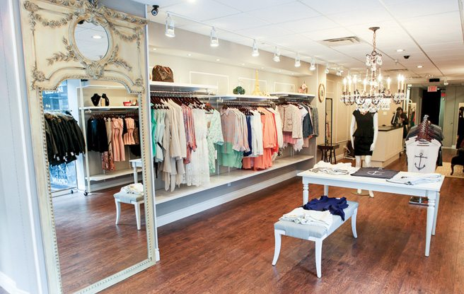 Store Guide: Craft and Guile, a trendy new women's boutique in Yorkville