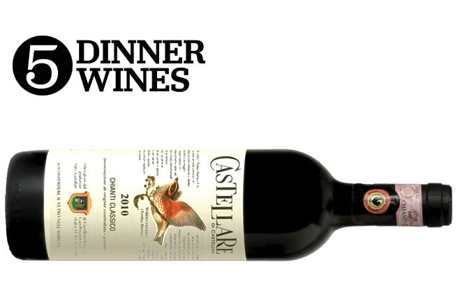 Best Wines: five versatile bottles to pair with just about any kind of food