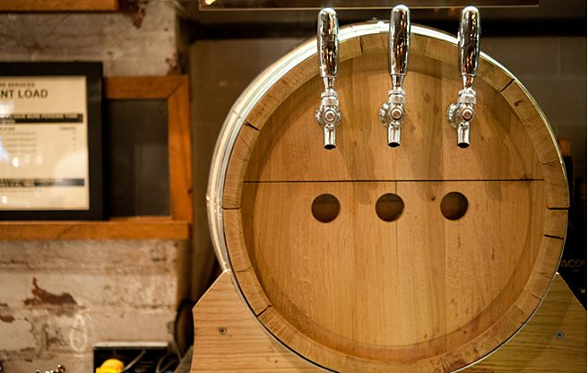 Trend We Love: wine (and sake) served from a tap