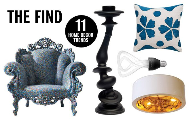 The Find: 11 trendy pieces to update your home for spring