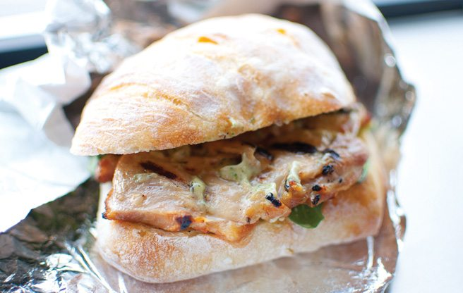 Introducing: Boar, the new sandwich shop from the owner of the Black Camel