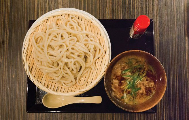 Introducing: Bushi Udon Kappo, a new Japanese noodle house in midtown