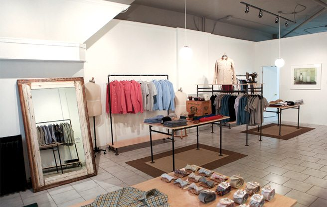 Store Guide: Gerhard Supply, a new Junction boutique selling Toronto-made menswear