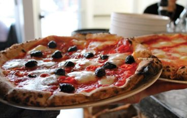 Introducing: Queen Margherita Pizza, Baby Point