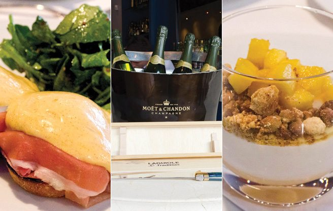 Must-Try: Splendido's indulgent new brunch service
