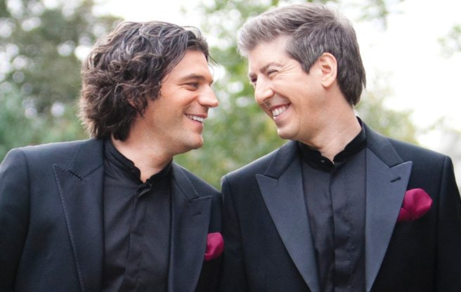 Real Weddings 2013: a splashy Casa Loma wedding with a VIP guest list