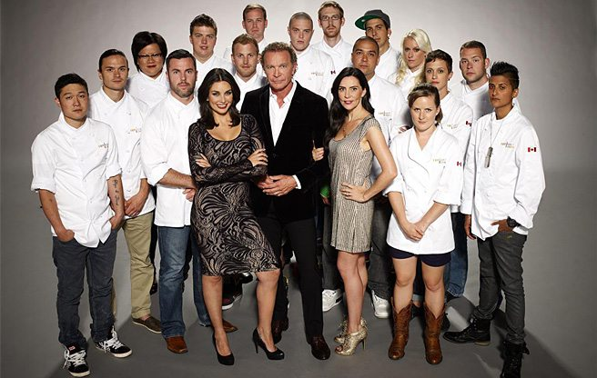 Season three of <em>Top Chef Canada</em> airs Monday night