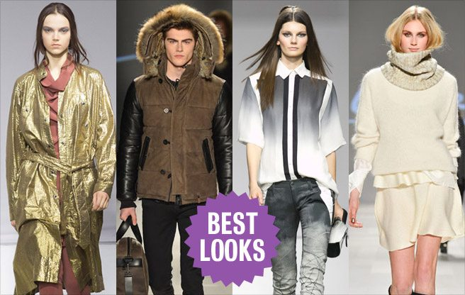 Toronto Fashion Week: our 12 favourite looks from the fall 2013 collections