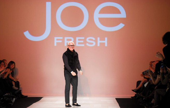 Toronto Fashion Week: socialites and Parisian cool at Joe Fresh fall 2013