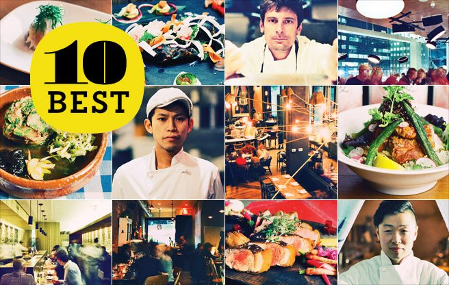 Best New Toronto Restaurants 2013