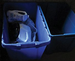 Dear Urban Diplomat: My neighbour roots through my recycling bin. Can I ask her to stop?