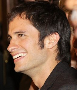 Gael Garcia Bernal escapes the vodka, grabs a beer, heads for the tequila
