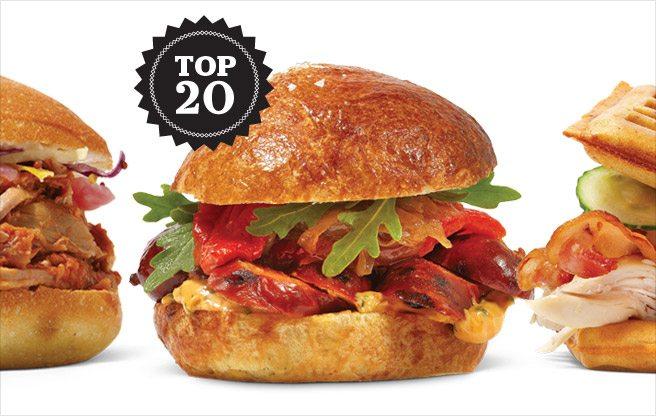 Toronto's top 20 sandwiches