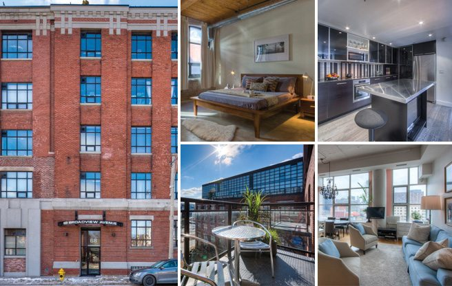 Condo Showdown: five industrial lofts for less than $1 million
