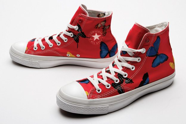 Cool sneakers at the Bata Shoe Museum: The Converse Gripper