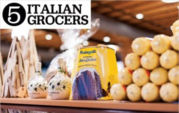 Toronto Life Eating and Drinking 2013: Italian Grocers