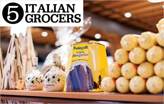 Toronto's five most authentic shops for Old World Italian cheese, deli meats and preserves