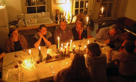 The first Ontario farmers' dinner party