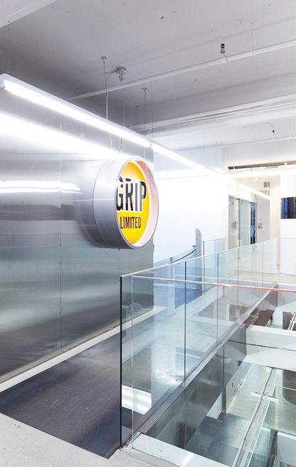 Great Offices an ad agencys quirky John Street headquarters