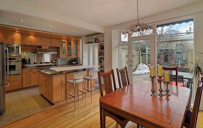 House of the Week: $1.65 million for a Little Italy semi-detached with a backyard coach house