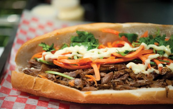 Introducing: Banh Mi Boys on Yonge Street, the second location of the popular Vietnamese sub shop